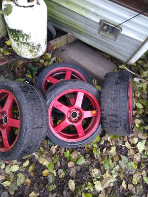Racing Hart rims for Sale in Lynnwood, WA