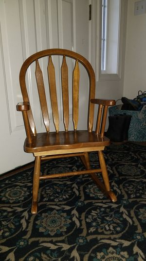 Kids Rocking Chair for Sale in Fircrest, WA