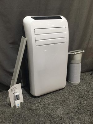 Global Air YPF2-12C 12,000-BTU 3 in 1 Portable Air Conditioner, Fan and Dehumidifier with Remote for Sale in Pomona, CA