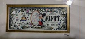 Disney dollar collection for Sale in Anaheim, CA