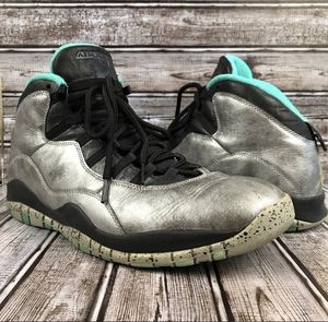 Men's Nike Air Jordan 10 Retro 30th Lady Liberty for Sale in Riverside, CA