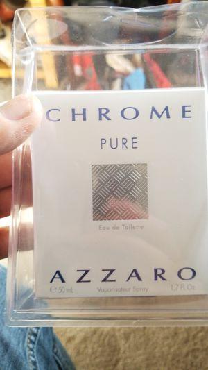 AZZARO Chrome Pure1.7oz 50ml Eau de Toilette for Sale in Manassas Park, VA