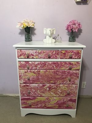 Refurbished dresser tall and night stand for Sale in Payson, UT