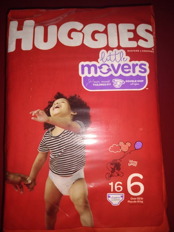 Huggies movers