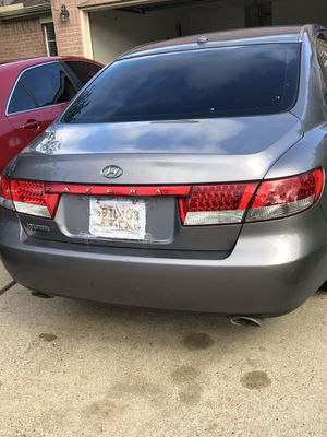 07 Hyundai Azera Engine transmission work excellent nothing wrong with the car everything works excellent only needs for tire 2500$ 108mile for Sale in Richmond, TX
