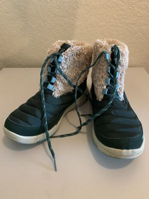 Girls 5.5 ryka snow/winter boots for Sale in Margate, FL