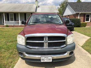 2008 Dodge Ram 1500 SXT $9,000-$8,500 for Sale in Fayetteville, NC