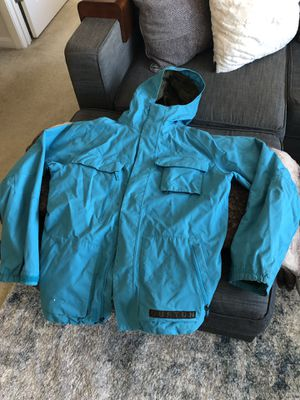 Burton Snowboarding Jacket XL for Sale in Rockville, MD
