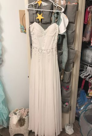 Beautiful! New with tags prom or wedding dress for Sale in Nashville, TN