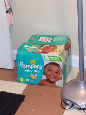 Baby Pampers for Sale in Lawrenceville, GA