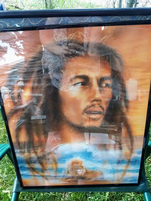 Bob Marley picture for Sale in Lowell, MA