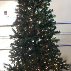 6 1/2 Foot Pre-Lit Christmas Tree for Sale in Moseley, VA