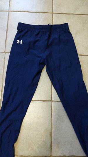 Men's under armour compression cold gear pants for Sale in Fairfax, VA