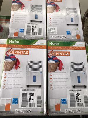50 pints dehumidifier $70 for Sale in Downey, CA