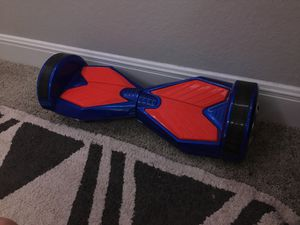 Hoverboard with led lights. (Charger included) for Sale in Kyle, TX