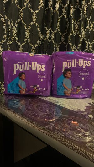 Huggies pull•up size 3t-4t for Sale in Bell Gardens, CA