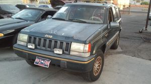 1994 jeep grand Cherokee parts for Sale in Phoenix, AZ
