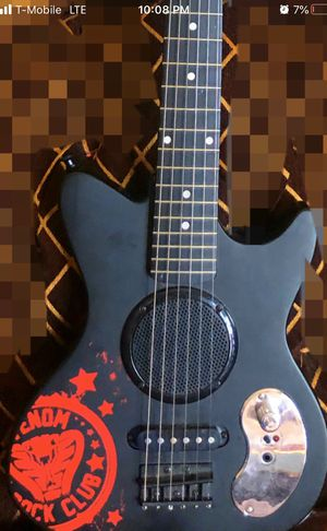 Electric guitar for Sale in Las Vegas, NV