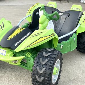 Dune Racer Extreme 12volt Electric Kid Ride On Car Power Wheels for Sale in Fullerton, CA
