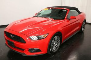 2017 Ford Mustang EcoBoost Premium Convertible for Sale in Grand Haven, MI
