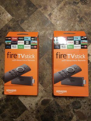 2 Amozon TV Sticks for Sale in Apache Junction, AZ