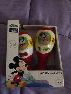 Mickey Maracas for Sale in Pittsburg, CA