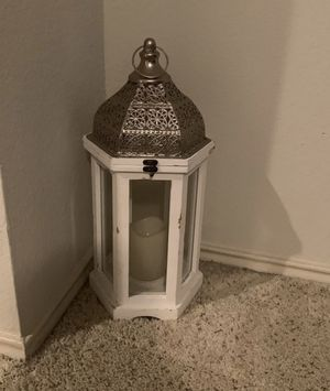 Floor candle holder for Sale in Dallas, TX