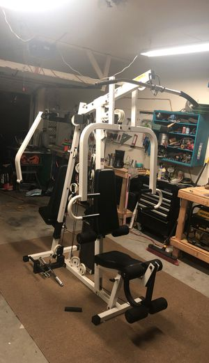 Home Gym Tuff Stuff muscle IV for Sale in Fayetteville, NC