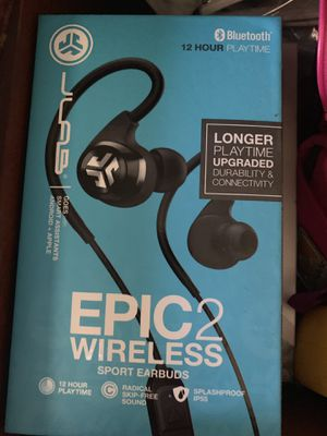 JLab earbuds brand new for Sale in Port St. Lucie, FL