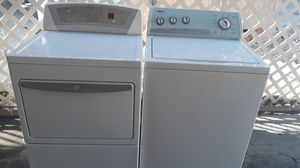 Washer and gas dryer set $395 for Sale in Paramount, CA