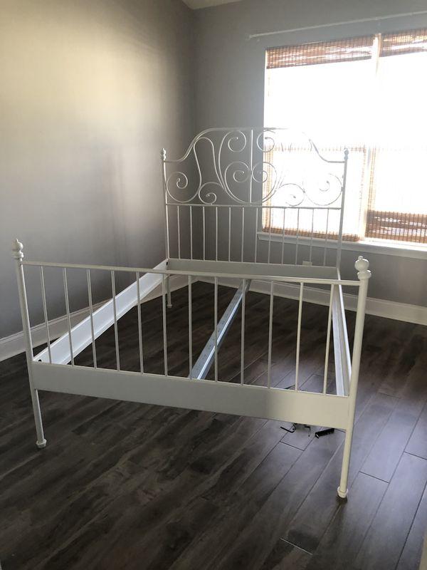 IKEA full size bed frame