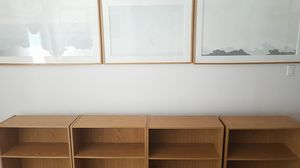 Set of 4 bookshelves for Sale in Seminole, FL