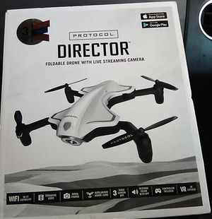 Protocol Director foldable Drone for Sale in Citrus Heights, CA
