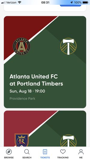 Portland Timbers vs Atlanta - does anyone want to go!! for Sale in Portland, OR