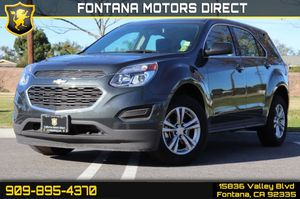 2017 Chevrolet Equinox for Sale in Fontana, CA