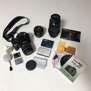 Canon Canon DS126151 EOS Rebel XTi Digital SLR Camera for Sale in El Paso, TX