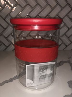 New Princess House Fantasia Fresh 4-Qt Dry Goods Storage Container for Sale in Rancho Cucamonga, CA