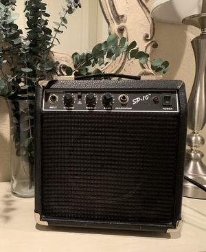 Amplifier for Sale in Tulare, CA
