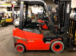 Clearance. Load of 2016 Linde H25CT 5000 - Lbs 10384 83 189 for Sale in Chester, PA