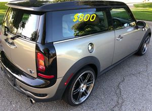❇️URGENT $8OO I am the first owner and I want to sell a 2009 Mini cooper Runs and drive strong! ❇️ for Sale in Aurora, IL