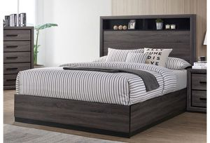 Brand New Queen Size Platform Bed Frame for Sale in Fontana, CA