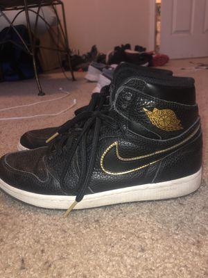 Jordan 1 Las Vegas Black and Gold for Sale in Austin, TX