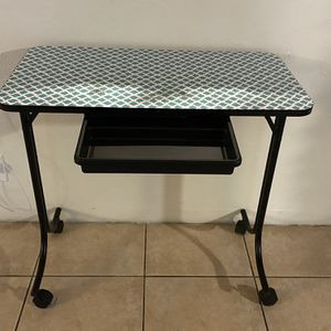 Nail Table And Nail Supplies for Sale in Phoenix, AZ
