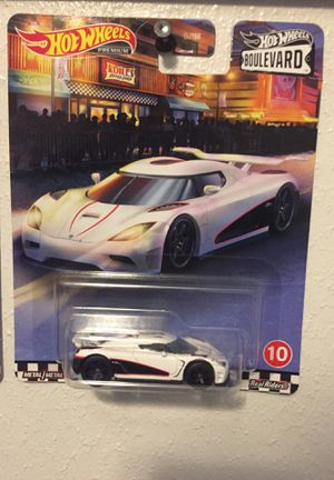 NiB 2020 HotWheels Koenigsegg Agera R RARE for Sale in Tyler, TX