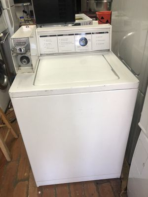 Kenmore coin operated washer machine for Sale in Boston, MA