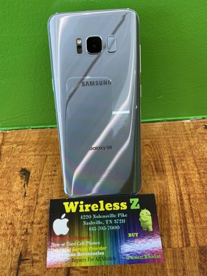 Samsung s8 factor unlocked T-Mobile,cricket,metro pcs,straight talk,att,Verizon,sprint,boost Factor unlocked for Sale in Nashville, TN