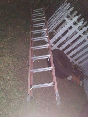 Werner 27' extension Ladder for Sale in Hemet, CA