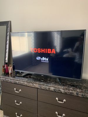 Toshiba 55 INCH 1080P LED LCD HDTV Smart TV $200 Cash Firm for Sale in Queen Creek, AZ