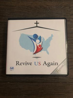 Dr Tony Evans Revive Us Again VOl 1 7 CD sermons on Revival for Sale in Las Vegas, NV