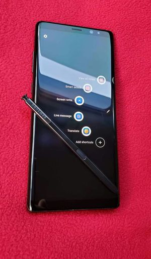 SAMSUNG Galaxy Note 8, Factory Unlocked, Excellent condition As like new. for Sale in Springfield, VA